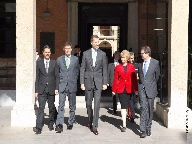 Premio DDHH Rey de España entrada