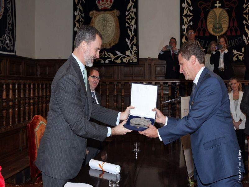 Premio DDHH Rey de España entrega