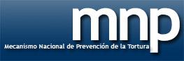 Logo del Mecanismo Nacional de Prevención de la Tortura