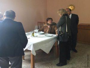 Comedor Hospital Español de Tánger
