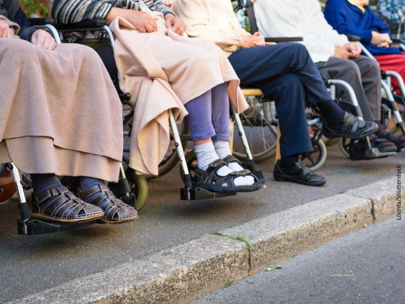 Personas con discapacidad y viajes IMSERSO