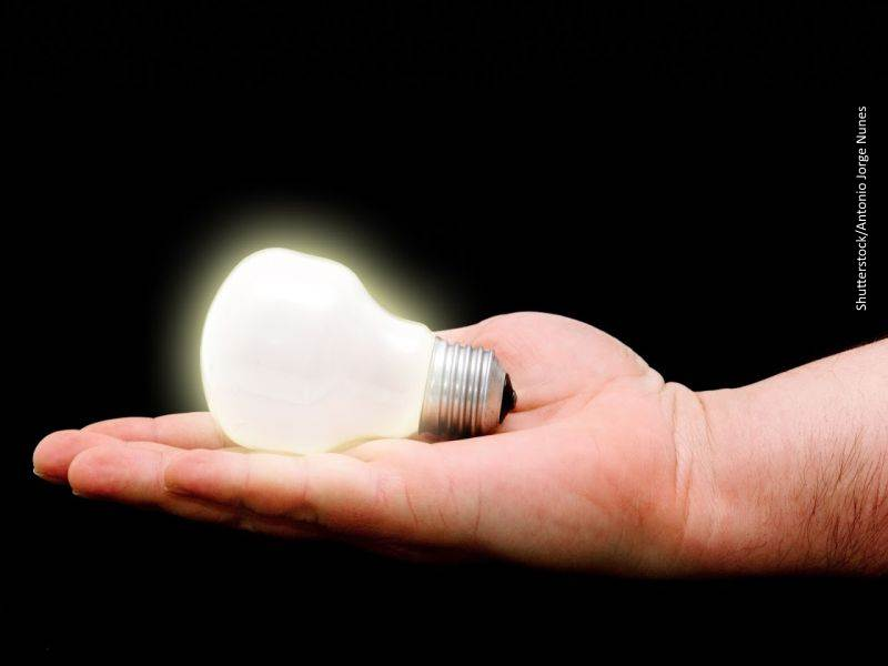 bombilla, energía eléctrica, consumidores vulnerables