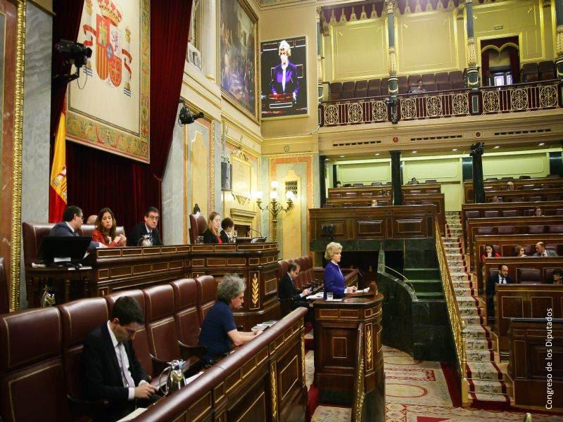 Soledad Becerril presenta Informe Anual 2016 Pleno Congreso