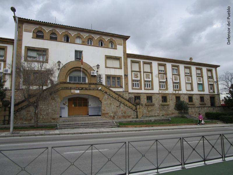 CIE de Algeciras (Cádiz)