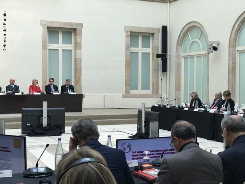Seminario Instituto Internacional del Ombudsman