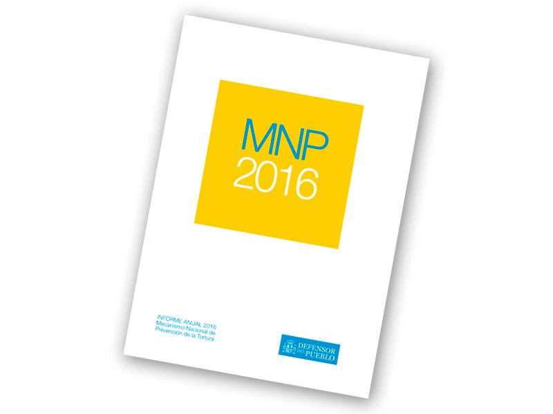 Portada Informe Anual MNP 2016