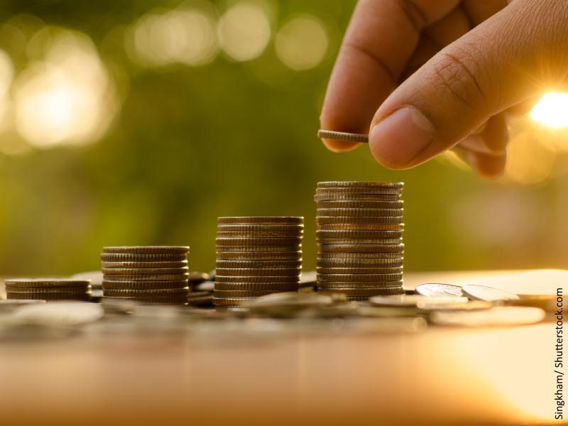 Bloques de monedas