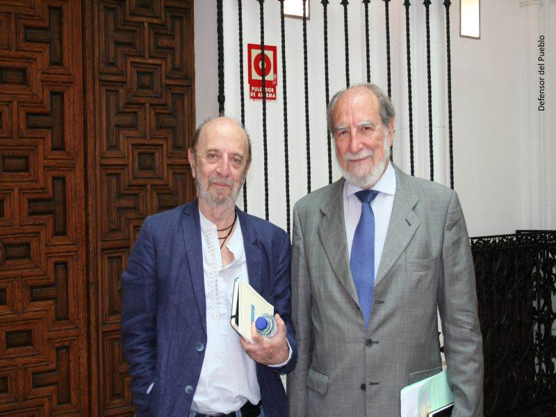 Andrés Aberasturi y Carlos de Miguel