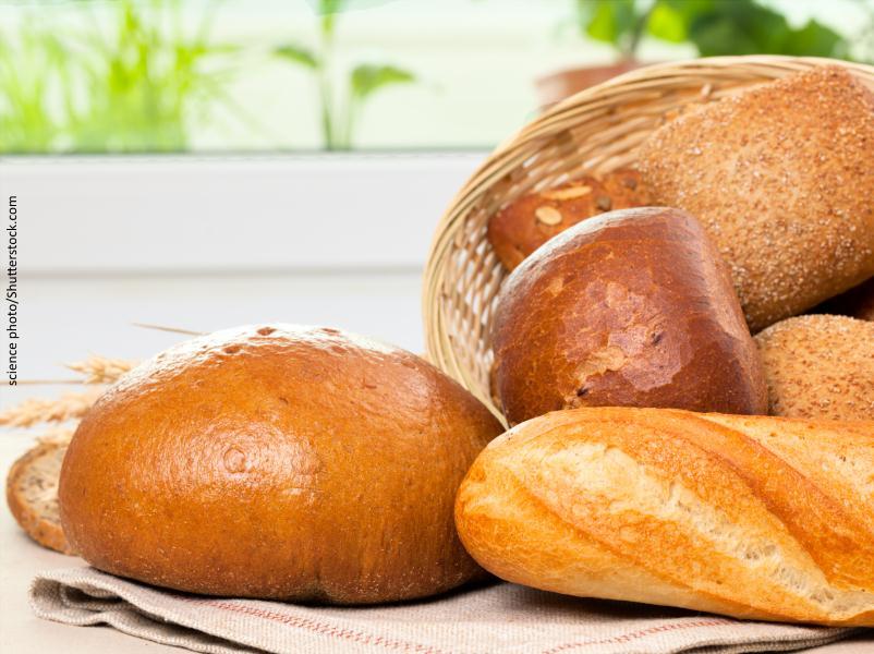 Panes de diferentes clases