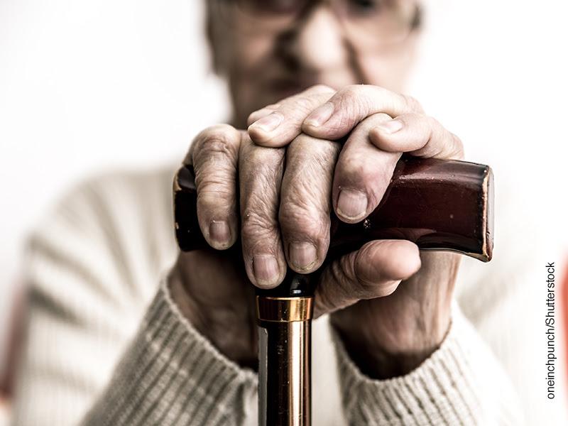 Atención a los mayores en residencias