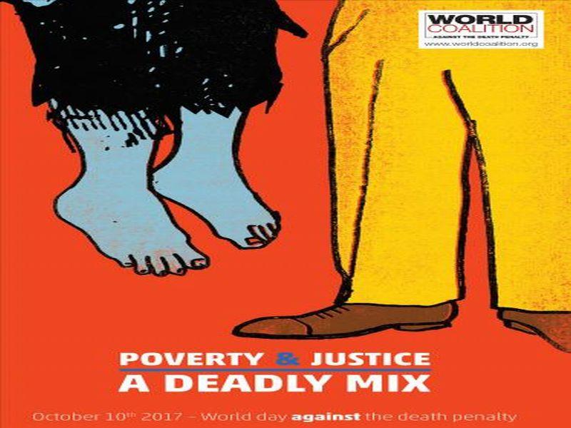 10 de octubre. Día mundial contra la pena de muerte