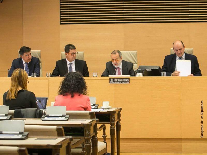 Comparecencia Defensor Comisión Mixta