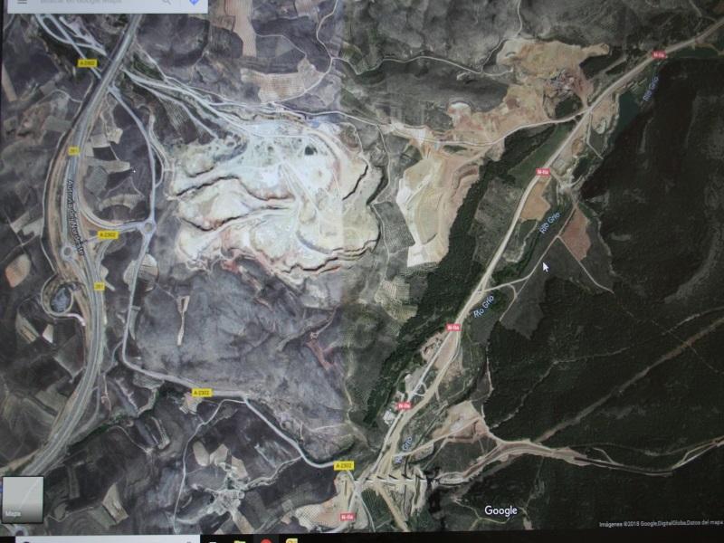 Posible riesgo sísmico del embalse de Mularroya