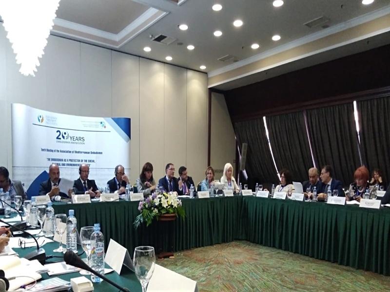 X Congreso AOM (Asociación del Ombudsman del Mediterráneo)