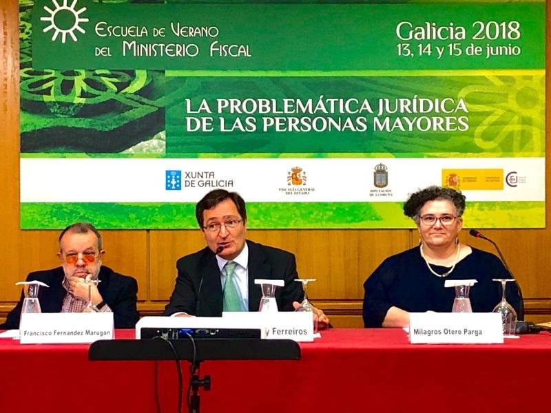 Jornada Ministerio Fiscal Galicia