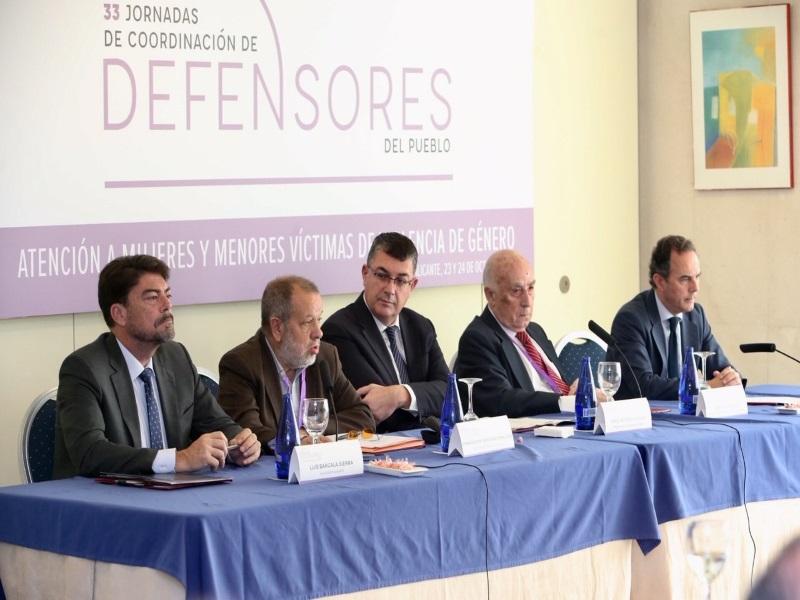 XXXIII Jornadas de Coordinación de defensores del pueblo
