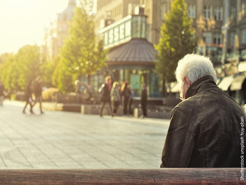 Personas mayores en situación vulnerable