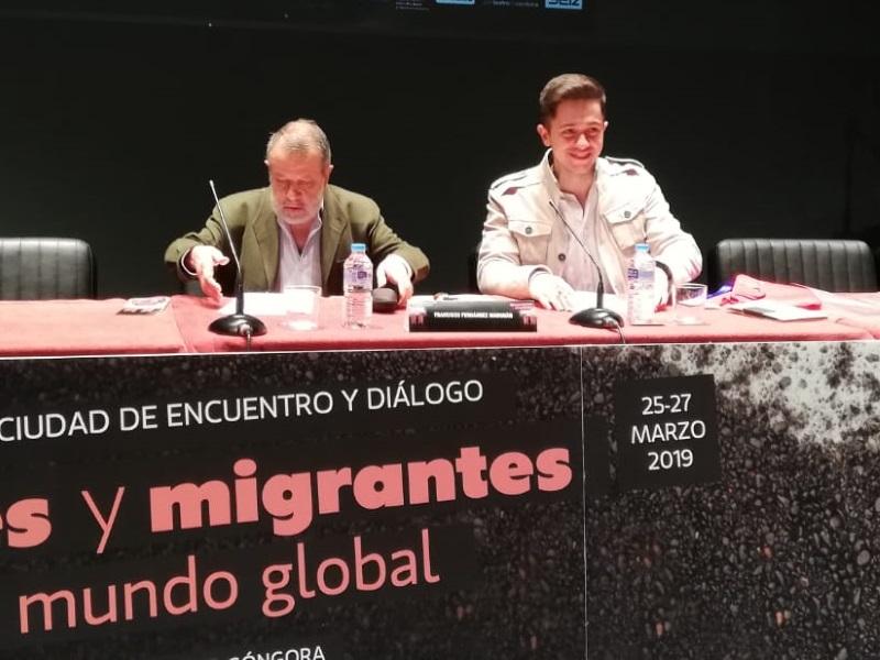 Intervención Defensor en Congreso Migraciones Córdoba