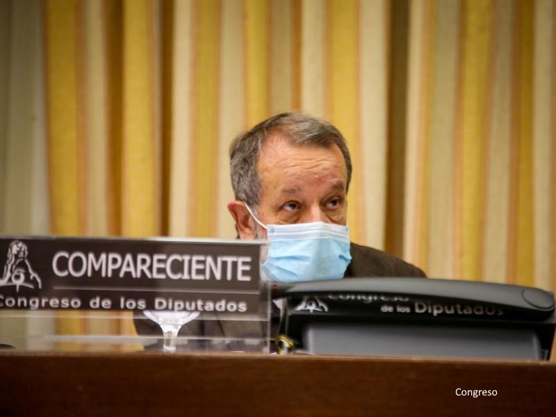 Comparecencia Defensor del Pueblo en el Congreso para explicar actuaciones durante pandemia COVID19