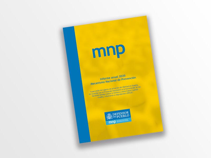 Portada Informe MNP 2020